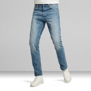 Triple A Straight Jeans