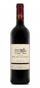 Château Roc de Levraut Bordeaux AOC Liter 2018 - 1 L - Frankreich - Rotwein - Château Roc de Levraut