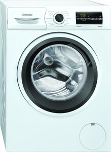 CONSTRUCTA Waschmaschine CWF14N25 (Frontlader, freistehend, 8kg, C, 1400U/Min, XXL-Display, Endezeit-Vorwahl, Restzeit-Anzeige, AquaStop, Outdoor-Programm)