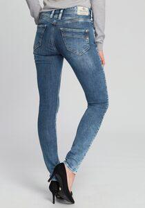 Herrlicher Slim-fit-Jeans »RADINA« Maximale Shaping-Wirkung durch besondere Schnittform