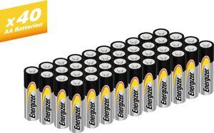 Energizer »Alkaline Power Mignon (AA) 40 Stück« Batterie