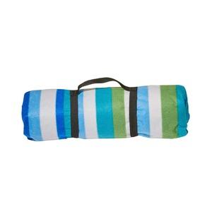 XXL-Picknickdecke mit schmutzabweisender Rückseite, ca. 200x200cm