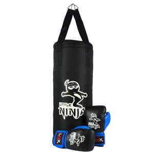 Boxsack Set Kinder Little Ninja