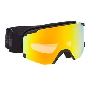 Salomon S/VIEW BLACK BRAND IMPACT - Skibrille