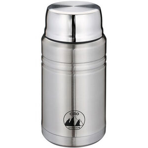 "Cilio Food Container ""Monte"", 750 ml, silber"