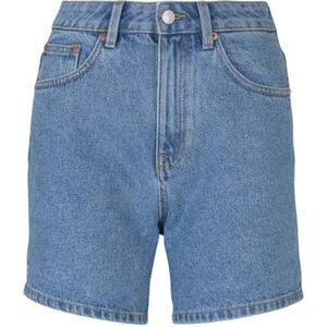 Tom Tailor Denim Jeansshorts, Mom Fit, High Waist, für Damen