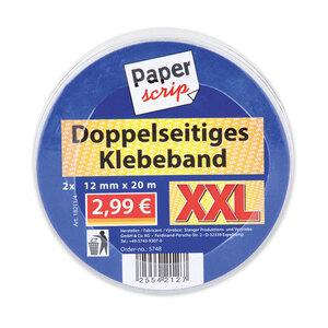 Paperscrip Doppelseitiges Klebeband 2er-Set