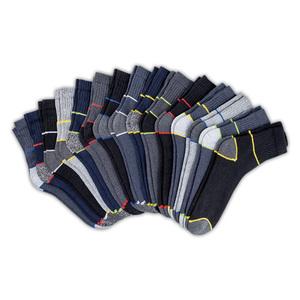 Toptex Pro Kurzschaft-Arbeitssocken 15 Paar