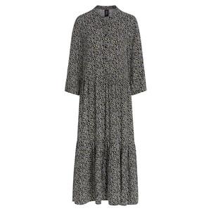 Damen Kleid im Millefleurs-Dessin