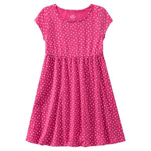 Mädchen Kleid mit Blümchen-Print