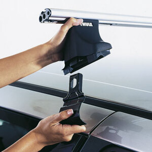 Montage-Kit 1396 für Thule Rapid Dachträgersystem, 1 Satz
