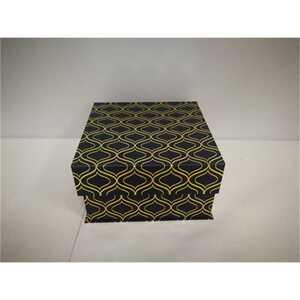 Aufbewahrungsbox mit Magnetverschluss, rechteckig, verschiedene Designs und Größen