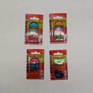 herlitz Anspitzer + Radierer, verschiedene Farben