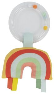 HEMA Baby-Rassel Regenbogen