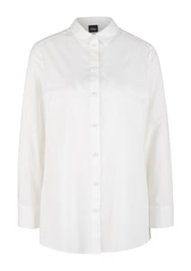Damen Klassische Hemdbluse aus Popeline