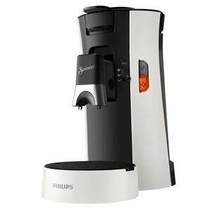 Philips Senseo Select Kaffeepadmaschine CSA230/00 weiss/schwarz