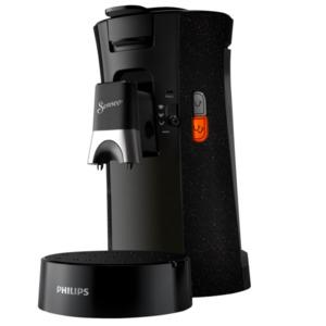 Philips Senseo Select ECO Kaffeepadmaschine CSA240/20 schwarz
