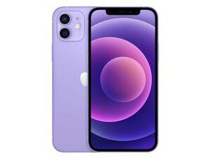 Apple iPhone 12, 64 GB, violett
