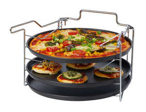 ZENKER  Pizza-Backset »Special Countries«