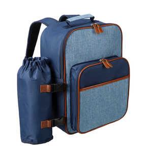 COUNTRYSIDE®  Picknick-Rucksack mit Kühlfach