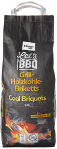 COUNTRYSIDE®  						Grill-Holzkohlebriketts