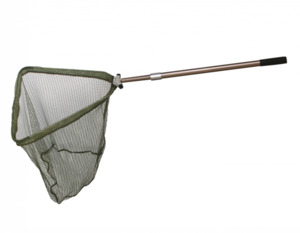 Paladin Profi-Kescher Hammerkopf 2x80cm, 225cm