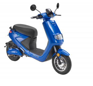 blu:s E-Roller XT2000 45 km/h, blau