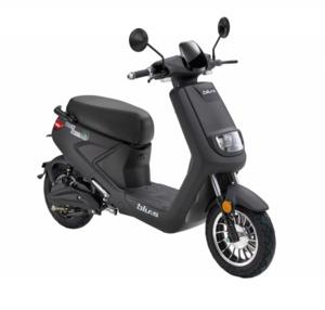 blu:s E-Roller XT2000 25 km/h, schwarz