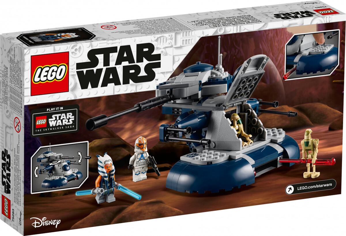 Bild 2 von Lego Star Wars Armored Assault Tank (AAT)