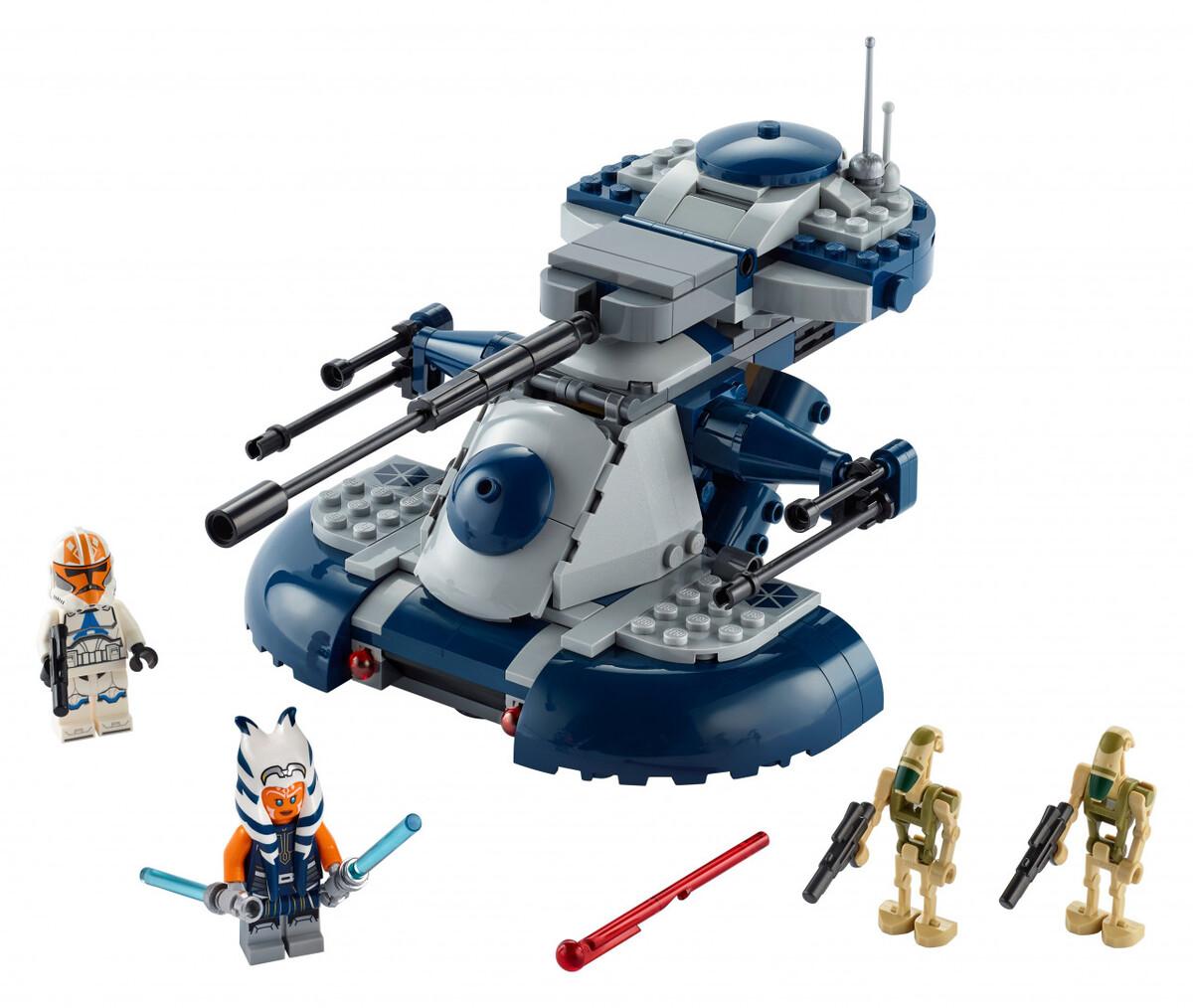Bild 3 von Lego Star Wars Armored Assault Tank (AAT)