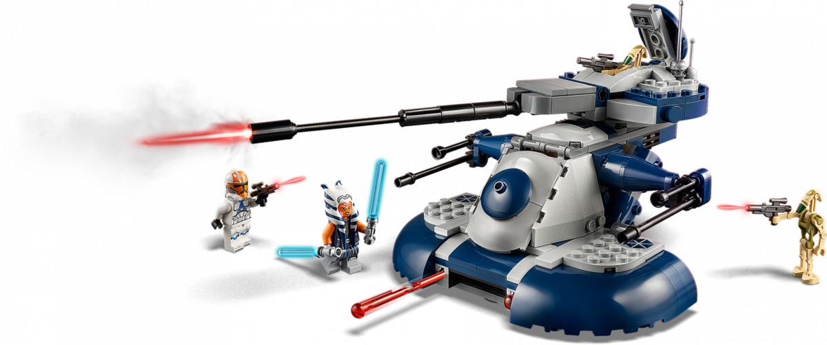 Bild 4 von Lego Star Wars Armored Assault Tank (AAT)