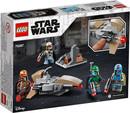 Bild 1 von Lego Star Wars Mandalorianer Battle Pack