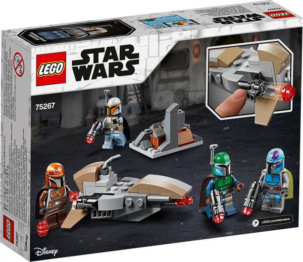 Lego Star Wars Mandalorianer Battle Pack