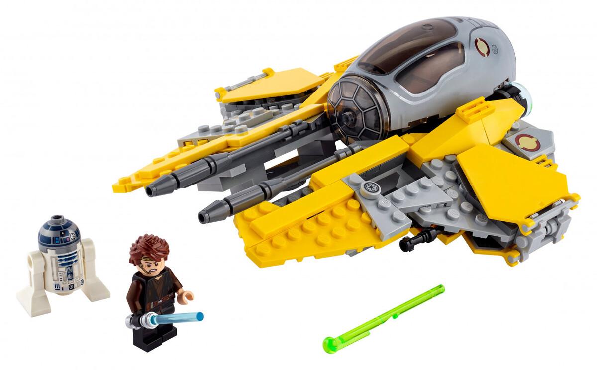 Bild 2 von Lego Star Wars Anakins Jedi Interceptor