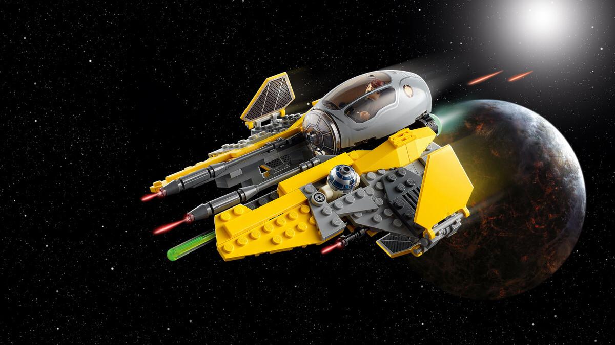 Bild 4 von Lego Star Wars Anakins Jedi Interceptor