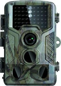 Wild- und Überwachungskamera mit 8 MP CMOS-Sensor, Bewegungssensor und Infrarotausleuchtung