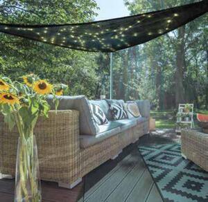 Garden Dream Sonnensegel mit LED