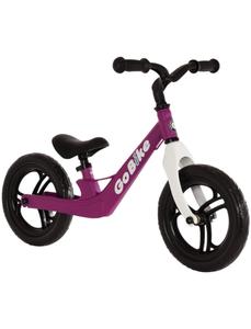 Kinderfahrrad »Go Bike«, 1 Gang, Lernlaufrahmen, Blau-Weiß