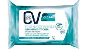 CV Clear porenverfeinernde Reinigungstücher 15 Stück