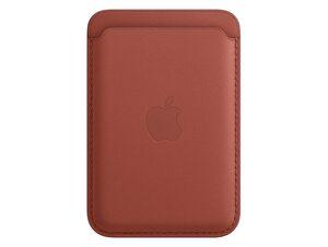 Apple Leder Wallet mit MagSafe, für iPhone 12/mini/Pro/Pro Max, arizona