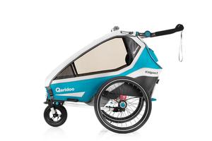 Qeridoo Kindersportwagen Kidgoo1 Petrol