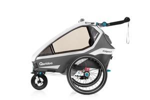 Qeridoo Kindersportwagen Kidgoo1 Grau