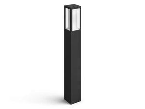 Philips Hue Impress, LED-Wegeleuchte, Outdoor-Erweiterung für Hue Lichtsystem