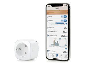 Eve Energy, smarte Steckdose, Apple HomeKit, Bluetooth, weiß