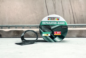 Powertec Color Reparatur-Band - Kupfer