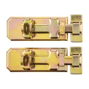 Kraft Werkzeuge Schlossriegel, ca. 100 x 40 mm - 2er-Set