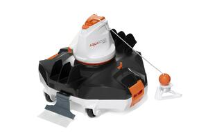 Bestway Flowclear™ Akkubetriebener, automatischer Poolsauger Aquarover™