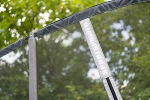 Sportspower Trampolin Ø427 cm schwarz