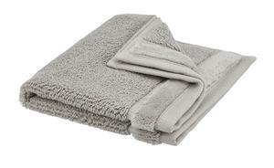 VOSSEN Seiftuch  Pure - grau - 100% Bio-Baumwolle - Heimtextilien