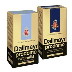Dallmayr prodomo, entcoffeiniert, naturmild oder Ganze Bohnen jede 500-g-Vac.-Packung/Packung